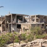 التحالف يستهدف مبنى سكنياً في الرقة