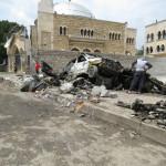 مجزرة في انفجار سيارة مفخخة في اعزاز