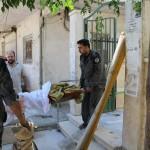 مجزرة في غارات على الغوطة الشرقية