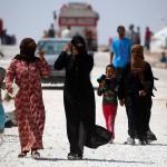 اللاجئون الفلسطينيون في سورية – معاناة مضاعفة