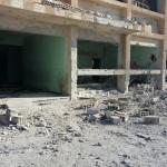 هيومن رايتس ووتش: غارة جوية على مدرسة تقتل مدنيين