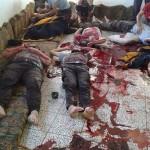 اعتداء مسلح يودي بحياة 7 من عناصر الدفاع المدني