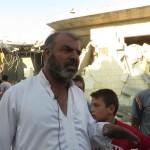 آثار القصف الروسي على بلدة جرجناز في ريف إدلب 20-9-2017
