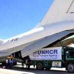 الأمم المتحدة توقف إسقاط المساعدات على دير الزور