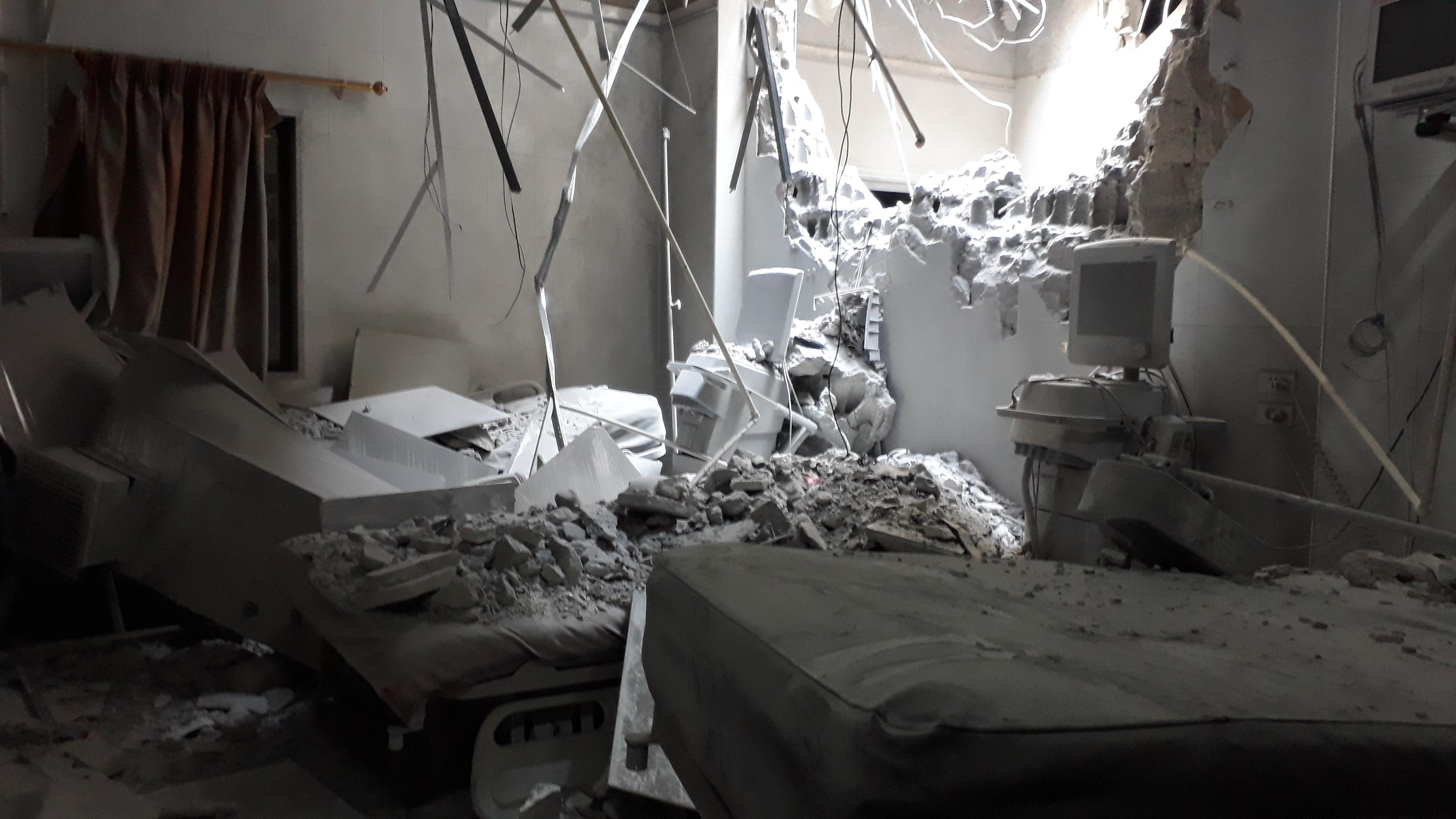 20170926 Sham Hospital Kifranbul (7)
