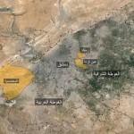 استمرار حملة النظام المدعومة روسياً على الغوطة الشرقية