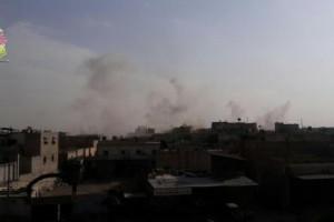 قصف جديد على الغوطة الشرقية