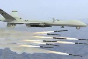 طائرات موجهة تستهدف حي جوبر الدمشقي