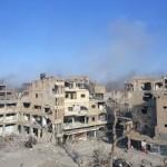 طائرات النظام ترتكب مجزرة في دير الزور
