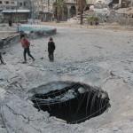 القصف على الغوطة الشرقية يخلف خسائر بشرية ومادية