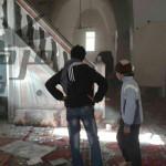 انفجار لغم في مسجد بريف حمص الشمالي