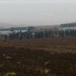 بدء وصول مهجّري بيت جن إلى درعا