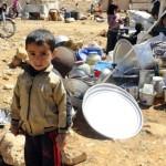 الأمم المتحدة: أكثر من 75 بالمئة من السوريين في لبنان تحت خط الفقر