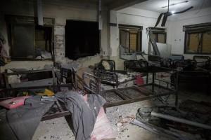 الوحدات الكردية في عفرين تقصف مشافي في أعزاز