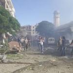 تفجير عبوة ناسفة وسط مدينة إدلب