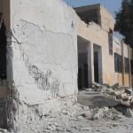 مجزرة في قصف على مركز صحي في ريف إدلب