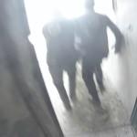 إنقاذ المصابين من استهداف الأحياء السكنية في دوما 26/2/2018