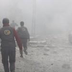 مجزرة في قصف وحشي على دوما