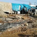 سورية الديموقراطية تستهدف مخيمات للنازحين في أطمة