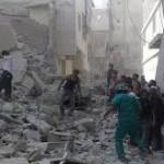 التقرير اليومي عن انتهاكات حقوق الإنسان في سورية ليوم 19-3-2018