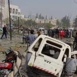 انفجار سيارة مفخخة وسط إدلب