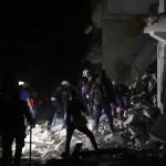 انفجار في إدلب يتسبب بمجزرة
