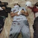 هجوم مسلح يودي بحياة خمسة متطوعين في الدفاع المدني