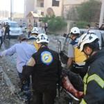 انفجاران في إدلب يؤدّيان إلى مجزرة