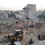 مجزرة روسية مروعة في ريف إدلب