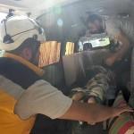 القصف يستهدف المشافي والدفاع المدني في ريف درعا