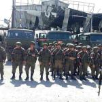الوضع الإنساني والحقوقي في الغوطة الشرقية بعد خروج المعارضة منها