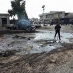 انفجار مفخخة قرب مستوصف في جرابلس