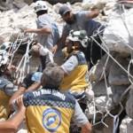 مجزرة بانفجار لمستودع ذخيرة في سرمدا