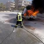 تواصل مسلسل انفجارات العبوات والمفخخات في إدلب