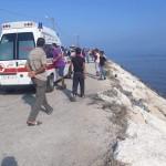 غرق قارب يقل لاجئين سوريين قبالة السواحل اللبنانية